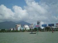 Bangunan tinggi mulai bertumbuh di kota Da Nang