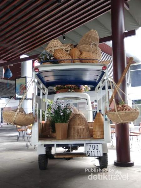Peralatan trandisional masyarakat Vietnam