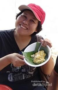 Mari kita nikmati street food ala Laos.