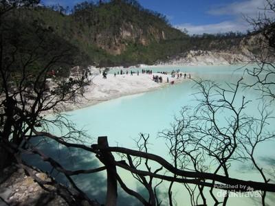 Kawah Putih, Pesona Alam Bandung yang Tak Biasa