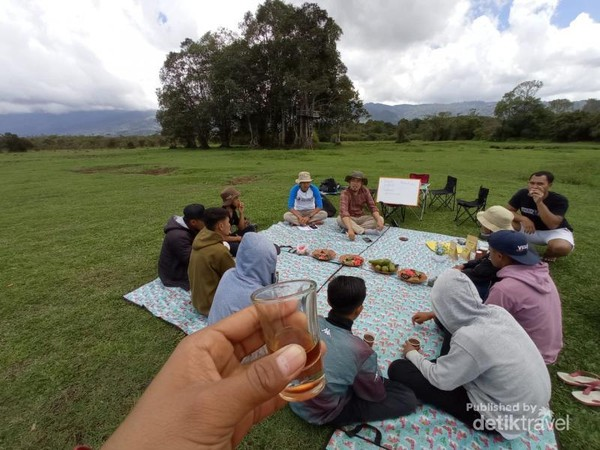 Bisa untuk piknik juga