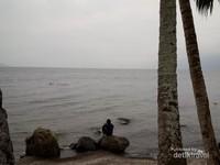Danau ini terletak di perbatasan 2 provinsi yaitu lampung barat dan sumatera selatan.