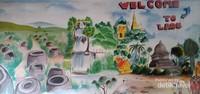 Lukisan kota Ponshavan
