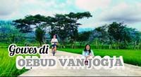 Gowes di Oebud Van Jogja