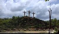 Puncak Bukit Golgota....