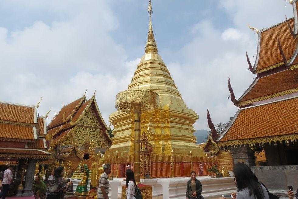Indahnya Chiang Mai