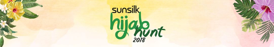 Sunsilk Hijab Hunt 2018