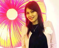 Cherry Z. Riadi Lukman, Jadi Konsultan untuk Bantu Orang Agar Berkembang