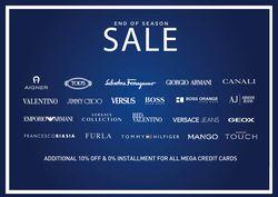 Aigner End of Season Sale