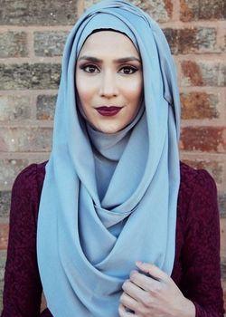 Cerita Amena Khan, Blogger Inggris yang Terkesan dengan Hijabers Indonesia