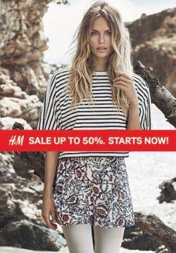 H&M End of Season Sale