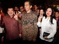 Jelang 1 Tahun, Kepuasan Publik ke Jokowi-JK Menurun
