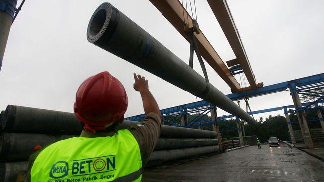 Produksi Beton Tahun Depan Naik 42 Persen