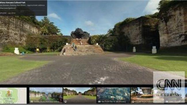 Google: Tak Ada Lagi Gambar Patah di Street View