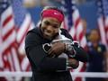 Akhiri Boikot 14 Tahun, Serena Williams Dipuji