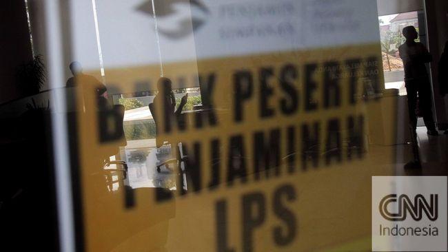LPS: Suku Bunga Penjaminan Simpanan Turun 25 Bps Besok