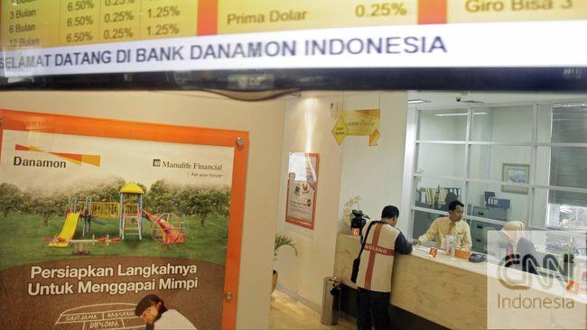 Moody's: Bank Danamon Untung Kalau 'Dicaplok' Bank of Tokyo