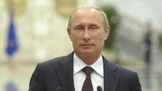 Selusin Wajah untuk Kado Vladimir Putin
