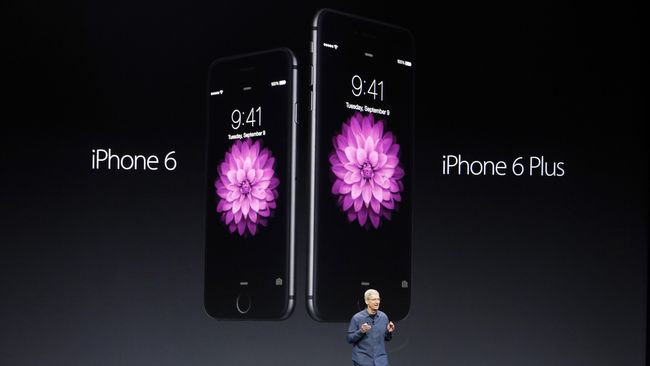 Harga Resmi iPhone 6 dan iPhone 6 Plus di Indonesia