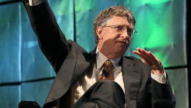 Gates Bertengger Lagi di Puncak Klasemen Orang Terkaya Dunia