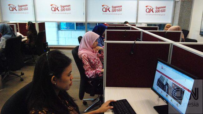 September, OJK Buka Pengaduan Online Layanan Jasa Keuangan