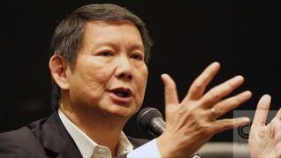Soal Logistik Pilpres, Hashim Sebut Prabowo Korban Fitnah