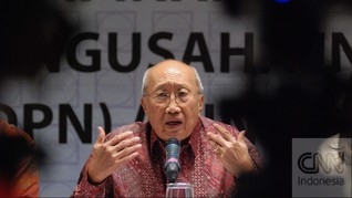 Sofjan Wanadi Sebut Pengusaha Puas Jokowi Menang Hitung Cepat