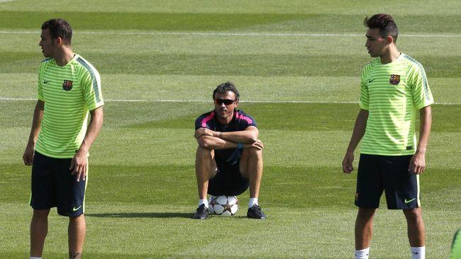 Barcelona Dilanda Krisis Internal
