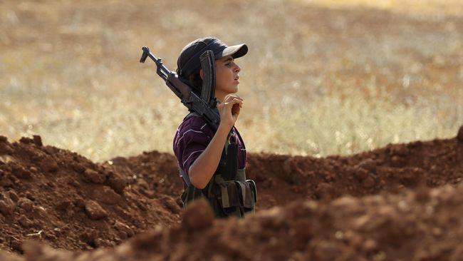 Free Syrian Army Tidak Tolak Bantuan Militer Rusia