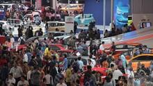 Pameran Otomotif Paris Dibatalkan 7 Bulan Sebelum Digelar