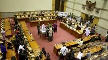 Komisi III DPR Tolak Semua Calon Hakim Agung Usulan KY