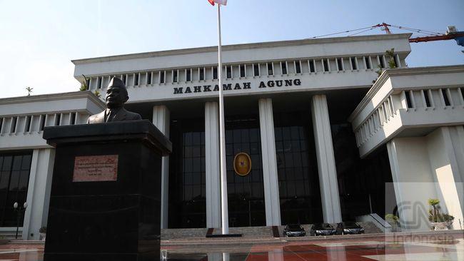 MA Mutasi Ketua dan Wakil Ketua PN Medan Usai Kena OTT KPK