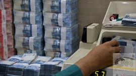 Jumlah Uang Beredar Menurun Selama Maret 2018