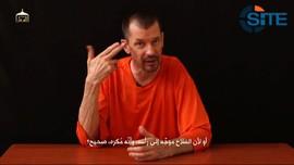 Sandera ISIS Asal Inggris Muncul dalam Video Propaganda Mosul