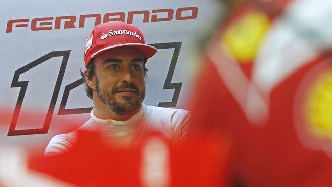 Alonso Tinggalkan Ferrari Ujar Montezemolo