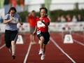 Perjuangan Atlet Tunagrahita dalam Gambar