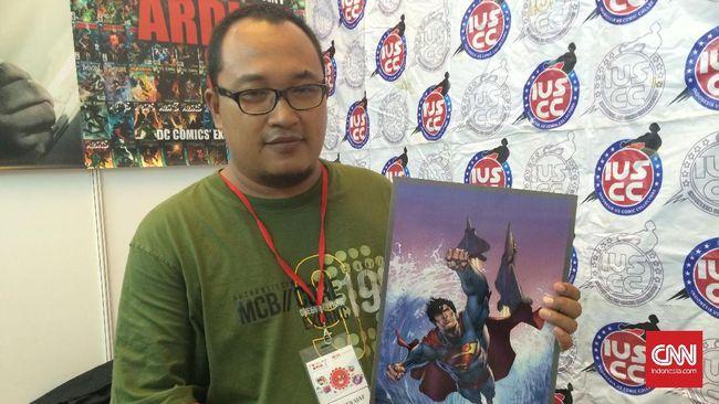 Ilustrator Muda Indonesia yang Tembus Pasar Internasional