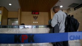 KPK Bawa Bupati Mesuji ke Jakarta