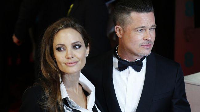 Digugat Cerai Angelina Jolie, Brad Pitt Pikirkan Anak-anak