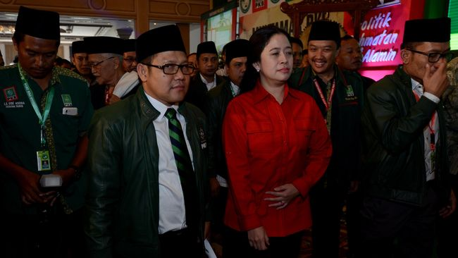 PKB Serahkan Nasib Muhaimin ke Jokowi