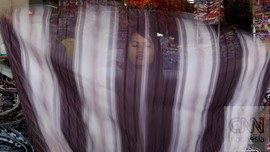 Jokowi Perintahkan Menperin Jaga Daya Saing Industri Garmen