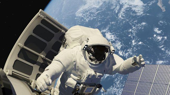 Ruang Hampa Berpotensi buat Astronot Mandul