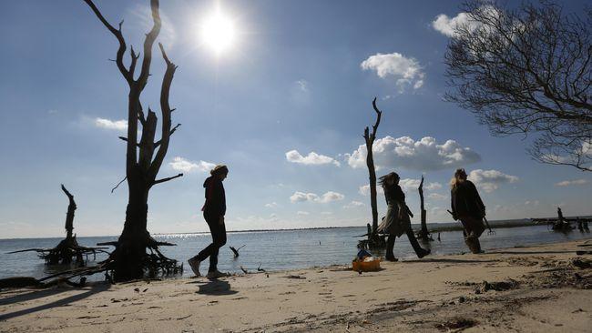 Perubahan Iklim Bisa Tingkatkan Kematian Dini