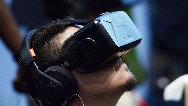 Ilmuwan Bikin 'Obat Antimabuk' dari Kacamata Virtual Reality