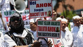 Musim Saling Lapor, Dari Rizieq Hingga Megawati