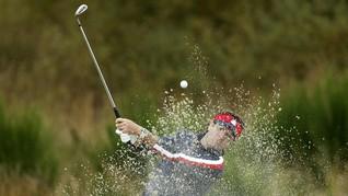 Rutin Bermain Golf Bisa Perpanjang Usia