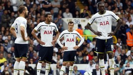Legenda Tottenham Hotspur Wafat
