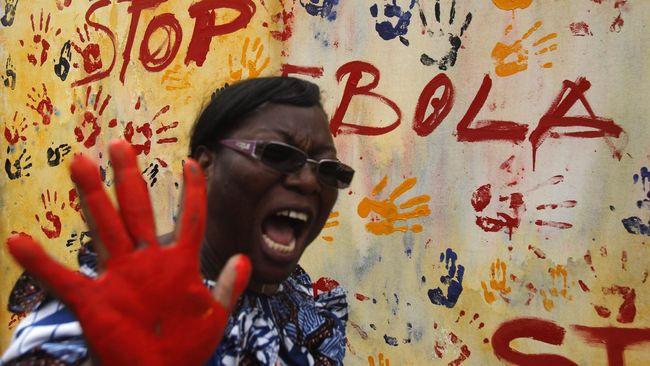 Tragedi Ebola Jadi Serial di Televisi