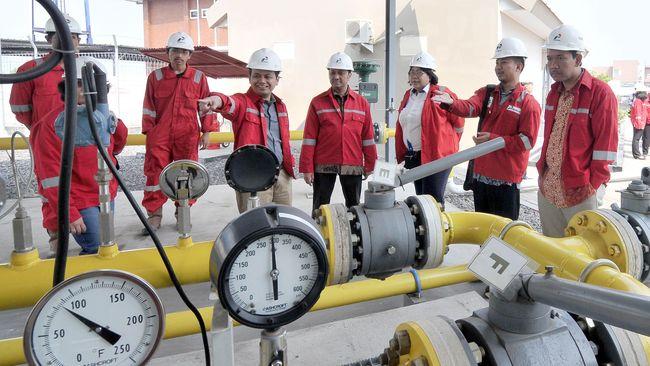 Pertamina Ditunjuk Jadi Agregator Proyek Gas Rp 513 Miliar