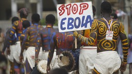 WHO Cabut Pernyataan Guinea Bebas Ebola